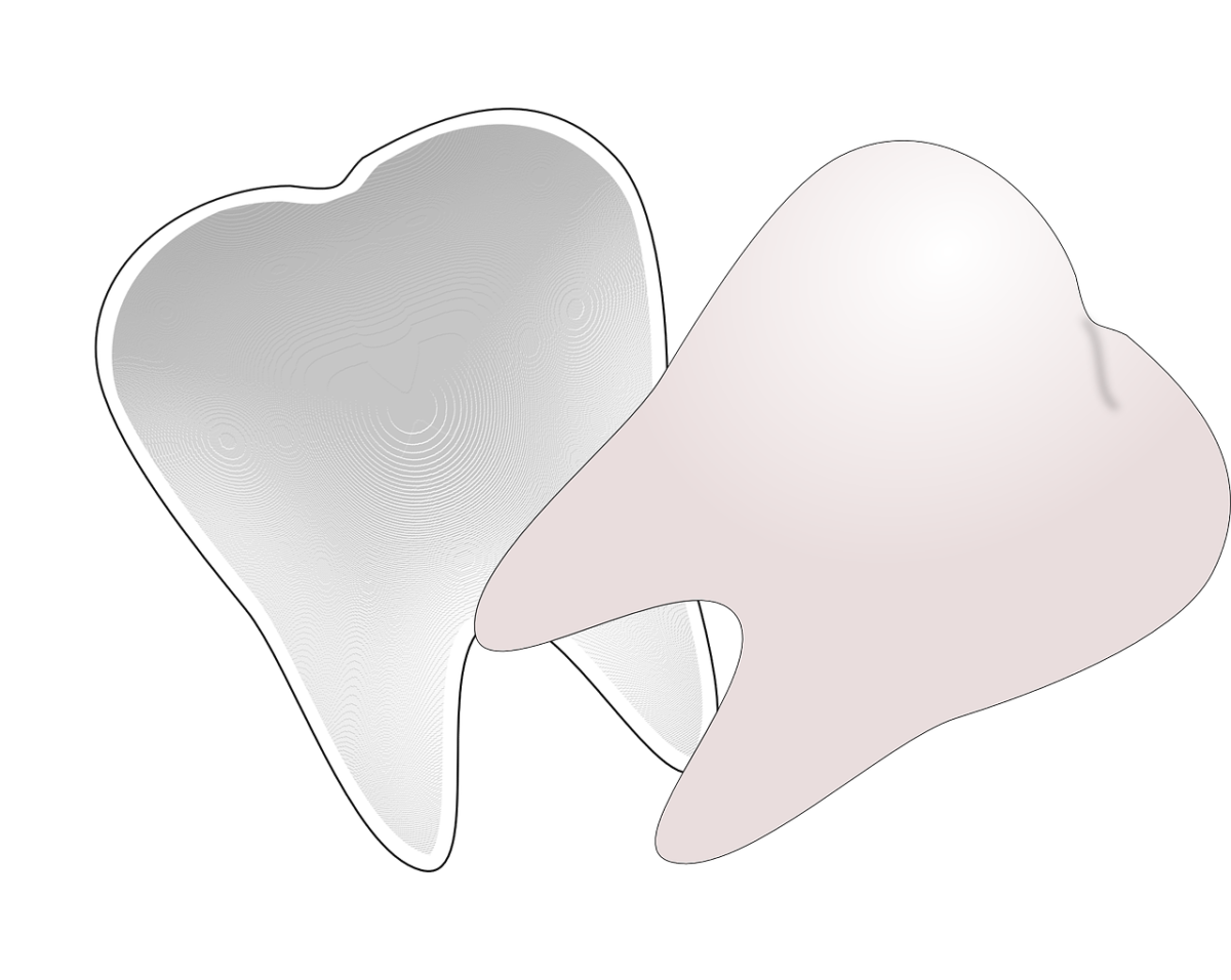 Śliczne zdrowe zęby również świetny uroczy uśmieszek to powód do zadowolenia.
