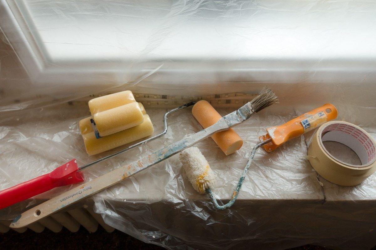 Planując remont mieszkania wskazane jest uprzednio przygotować się do niego.